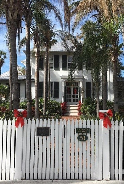 Tropical Holiday In Key West
