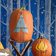 Cross-Stitch Pumpkins