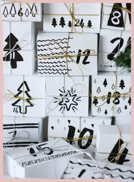 Fun Advent Calendars To DIY For Christmas