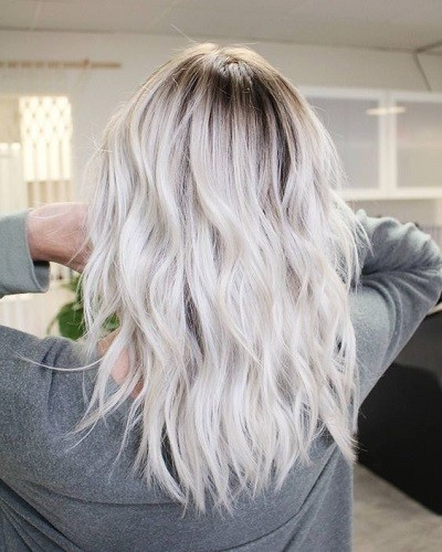 Platinum Blonde Inspiration: Easy Styling Ideas To Try This Summer