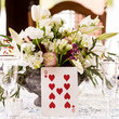 Queen of Hearts Table Numbers