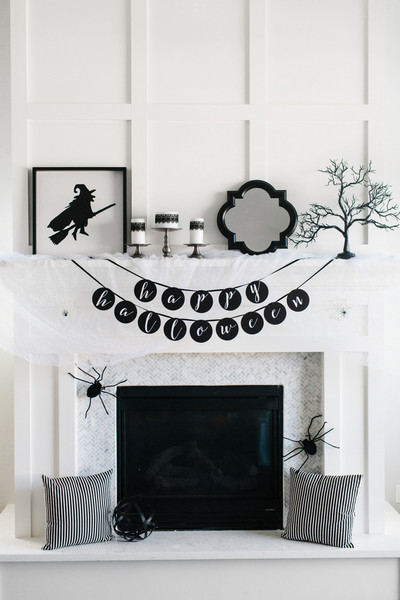 Black, White And Witchy All Over