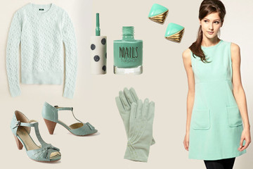 Fab Finds: Minty Fresh Style