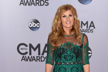 Connie Britton Leaves Her 'Nashville' Character at Home for the 2014 CMA Awards