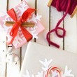 Snowflake And Candy Cane Accents