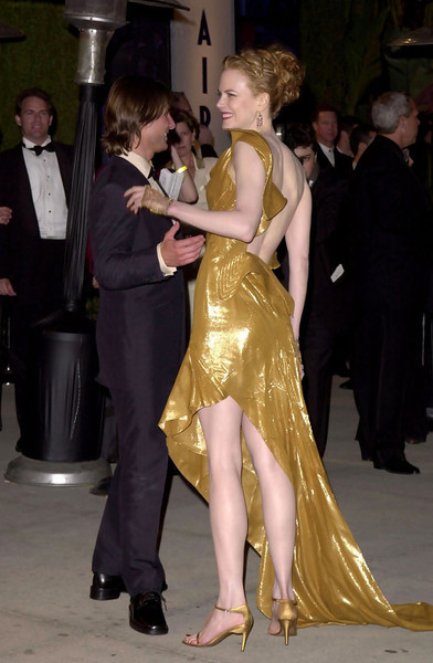 Nicole Kidman at the 2000 Vanity Fair Oscar Party