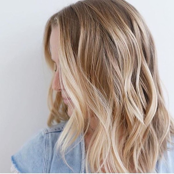 Rooty Gold Blonde