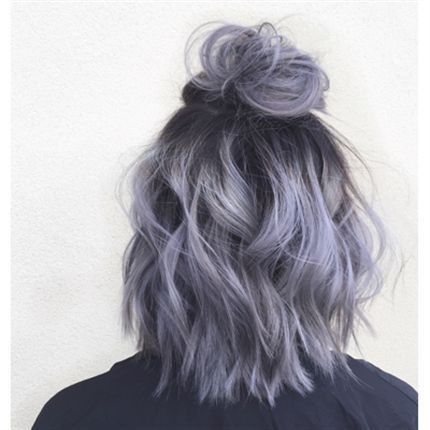 Metallic Blue Lavender