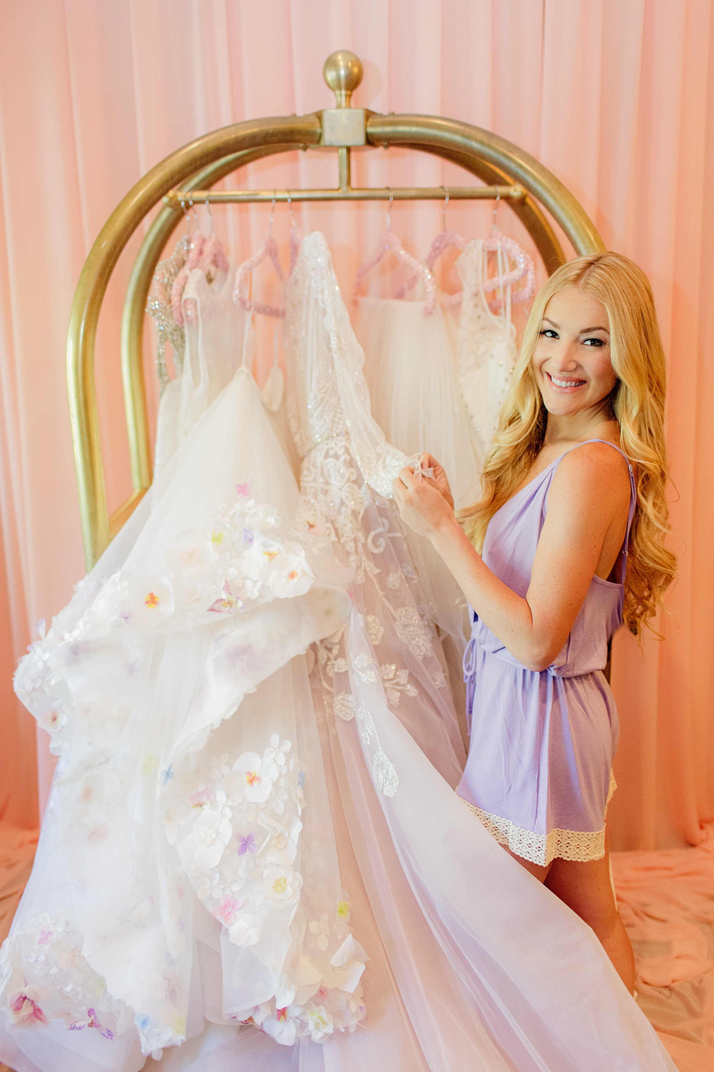 Wedding Dress Designer Hayley Paige On How Pick the Perfect Wedding Gown