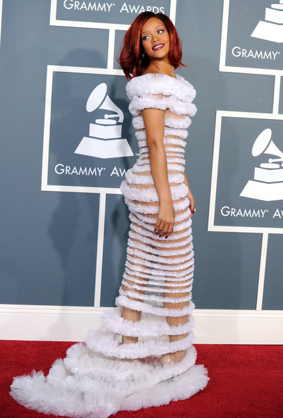Rihanna In Jean Paul Gaultier, 2011