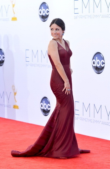 Julia Louis-Dreyfus 2012 Emmy Awards