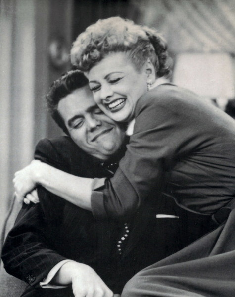 Lucy And Ricky — 'I Love Lucy'