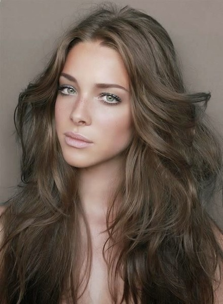 ash brown hair 20 gorgeous brown color hair ideas for winter