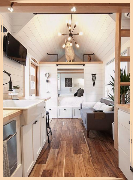 The Cutest Ever Tiny Houses On Airbnb