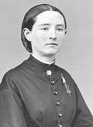 First (and Only) Woman to Receive the Congretional Medal of Honor, 1866