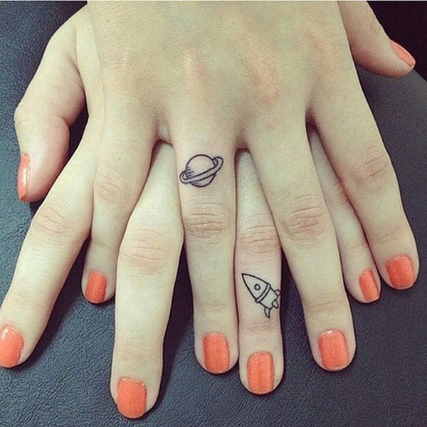 To Inkfinity - Super Cute Matching Tattoo Ideas For You and Your ...