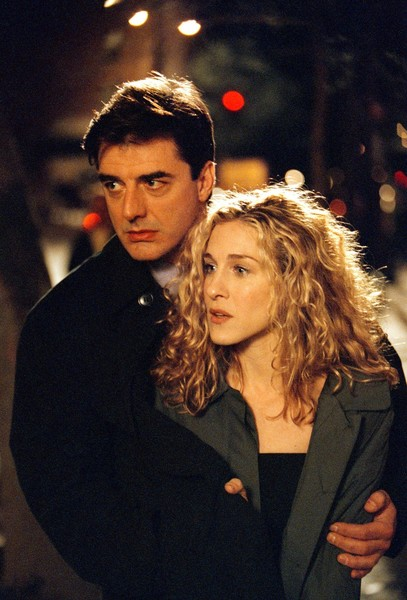 Carrie And Mr. Big — 'Sex and the City'