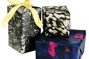 Rachel Zoe's Ba-na-nas Gift Wrap Collection