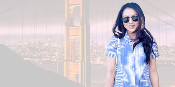 Summer Style in the City: San Francisco