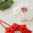 Star Ornament With Yarn
