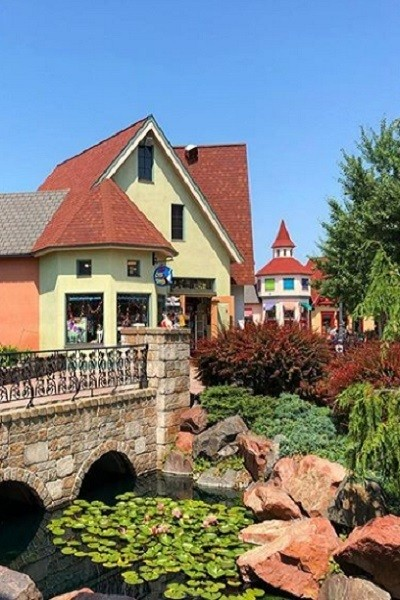 German Christmas In Frankenmuth