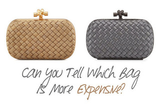 Can You Tell Which Bag is More Expensive?