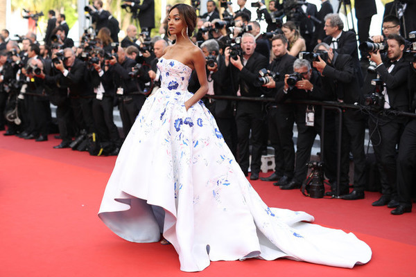 Every Gorgeous Gown From the 2016 Cannes Film Festival