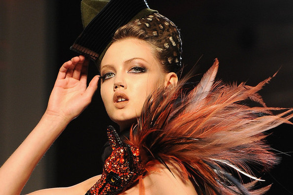 25 Jaw-Dropping Beauty Looks from Haute Couture Fashion Week