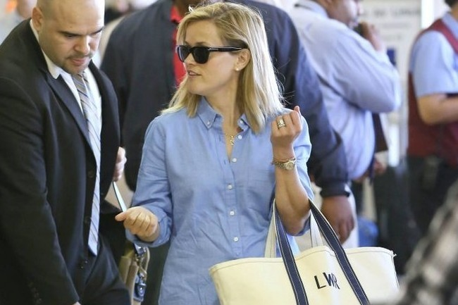 Super Important Discovery Reese Witherspoon Monograms Her L L Cjindustries Chair Design For Home Cjindustriesco