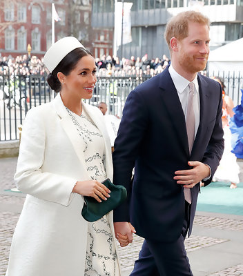 Meghan And Harry Are Breaking Royal Baby Traditions, And We're Here For It