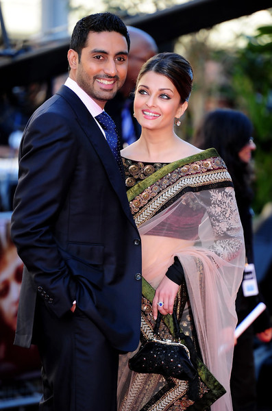 Aishwarya Rai And Abhishek Bachchan At The 2010 Cannes Film Festival