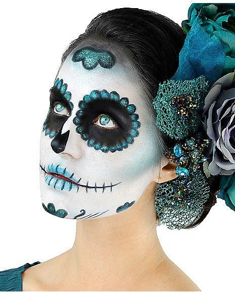 teal enchantment celebrate day of the dead with these