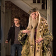 "Harry And Albus Dumbledore In ""Gryffindior"" Spring/Summer 2007"