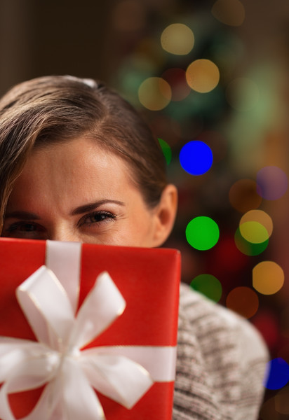 Make sure presents from Santa are hidden before the big day