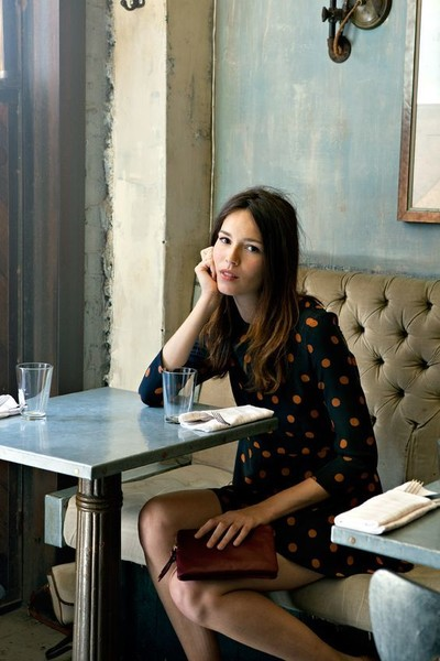 Chic French Girl Outfits On Pinterest