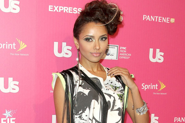 Kat Graham Is Bringing the 90s Back in a Big Way for Spring