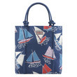 Cath Kidston Whitby Waters Rope Knot Tote