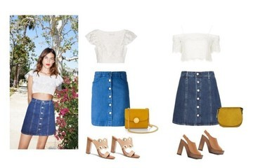 How to Snag Alexa Chung's Outfit