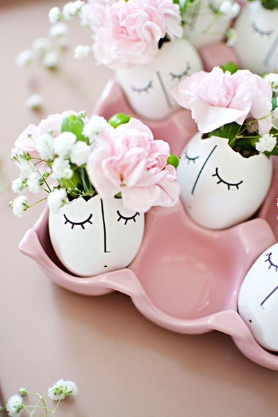 The Cutest Easter Eggs to Decorate with Your Kids