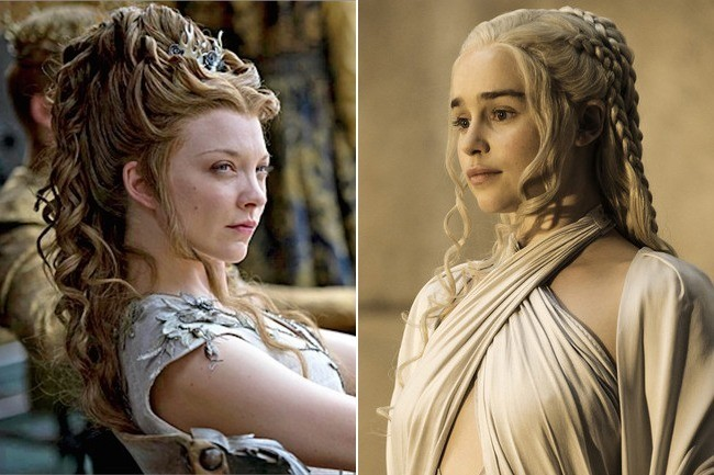 Game Of Thrones Inspired Hairstyles Livingly - Hairstyle girl game