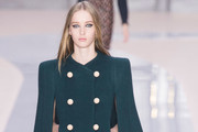 The Prettiest Coats and Jackets From the Paris Runway