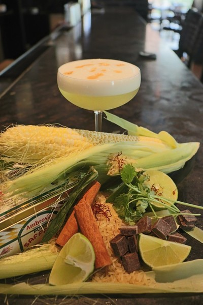 SWEET CORN AZTEC PUNCH – Post 390 (Boston)
