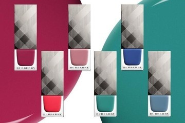 Burberry Releases Limited-Edition Runway Nail Shades