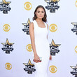 Olivia Culpo at the Academy of Country Music Awards