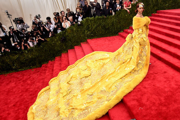 The Most Daring Met Gala Dresses