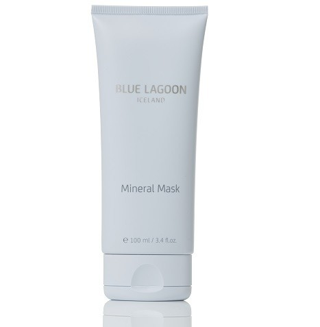 Blue Lagoon Mineral Mask