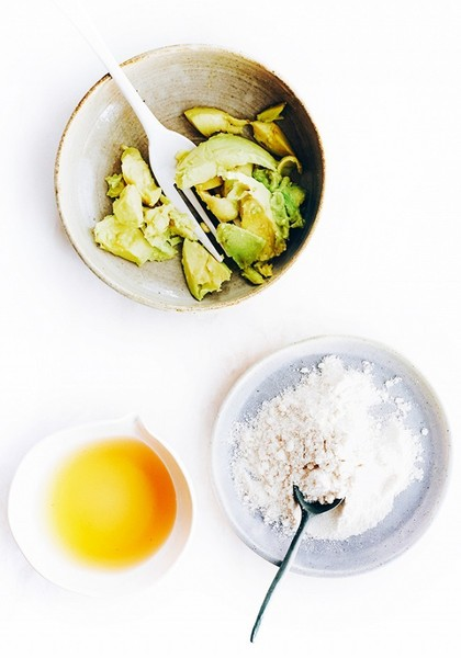 All-Natural Face Masks You Can Make From Food You Already Have