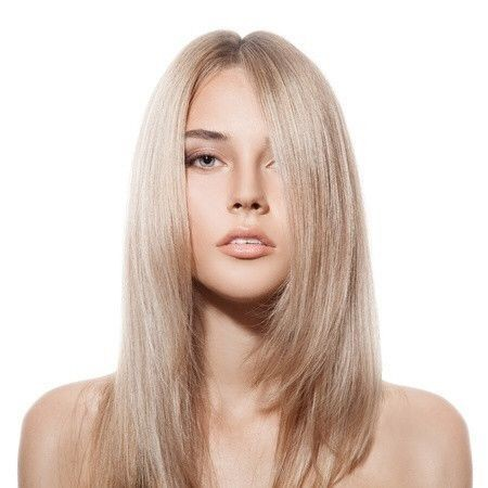 Champagne Blonde Color
