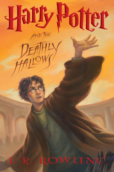 'Harry Potter and the Deathly Hallows' by JK Rowling