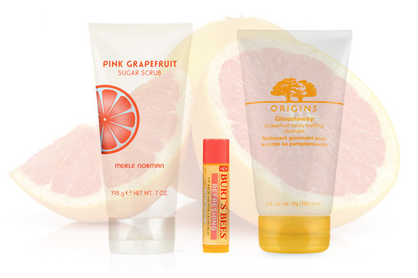 Ingredient Trend: Grapefruit Beauty Products